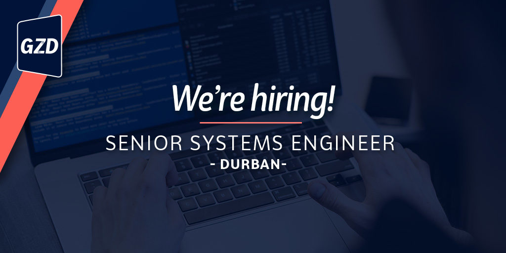 Senior Systems Engineer